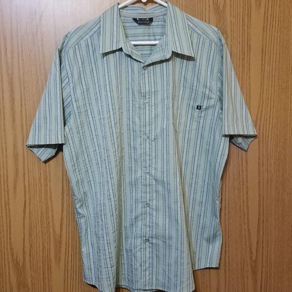 Marmot Other - Men's Marmot Button Down Short Sleeve Shirt